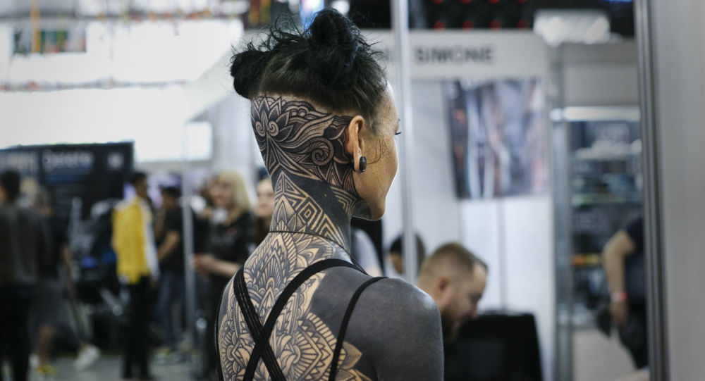Russian Tattoo Expo 2019