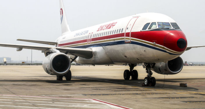 China Eastern Airlinesの飛行機