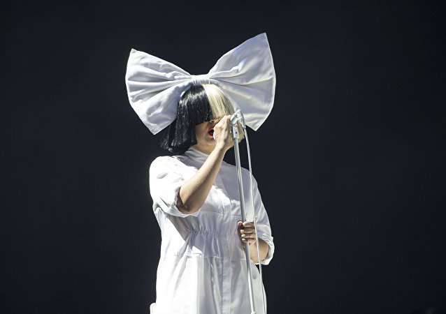 Singer Sia performs as part of the V Festival at Hylands Parks, Chelmsford. (File)