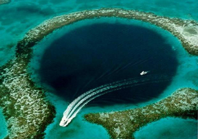 Great Blue Hole. Belize