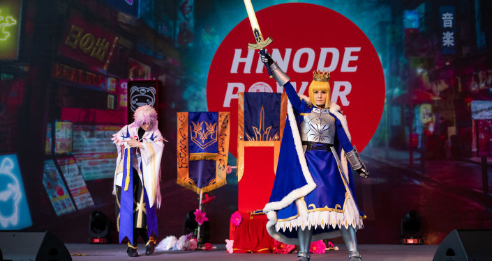 「HINODE POWER JAPAN」