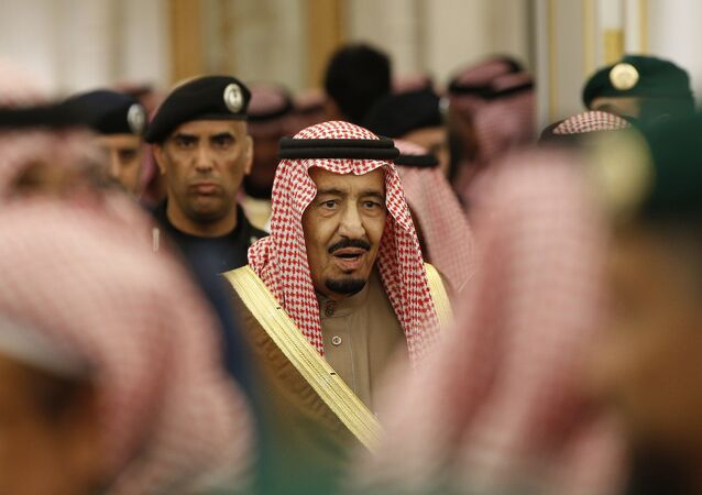 Saudi Arabia's King Salman. (File)