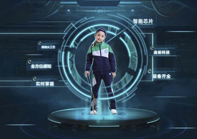 Guizhou Guanyu Technology「スマート制服」