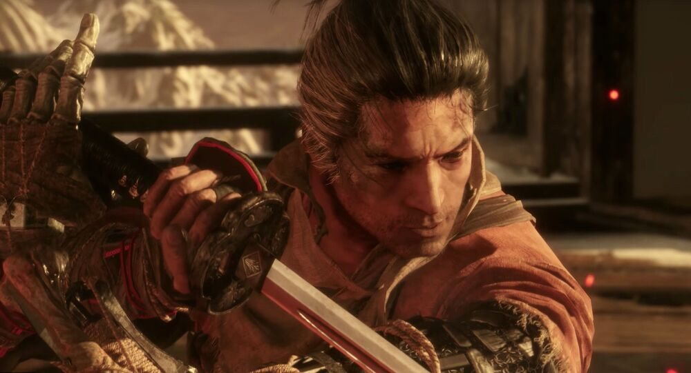 『SEKIRO: SHADOWS DIE TWICE』