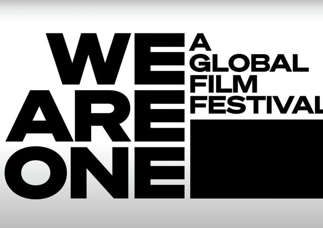 We Are One: A Global Film Festival ロゴ